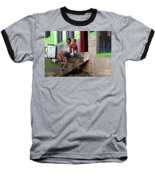 Life In Nagara Fiji Baseball T-Shirt