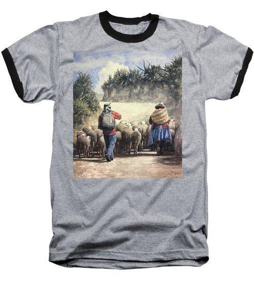 Life In Peru Baseball T-Shirt