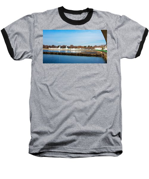 Life In Rye Baseball T-Shirt