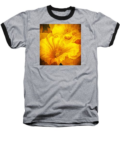 Baseball T-Shirt featuring the photograph Life In Yellow by Lewis Mann