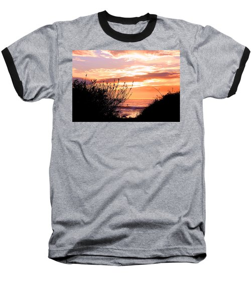 Life Is A Silhouette Baseball T-Shirt