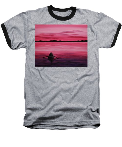 Life Is But A Dream Baseball T-Shirt