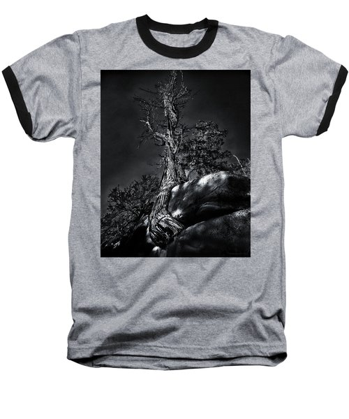 Life Is Tribulation Baseball T-Shirt
