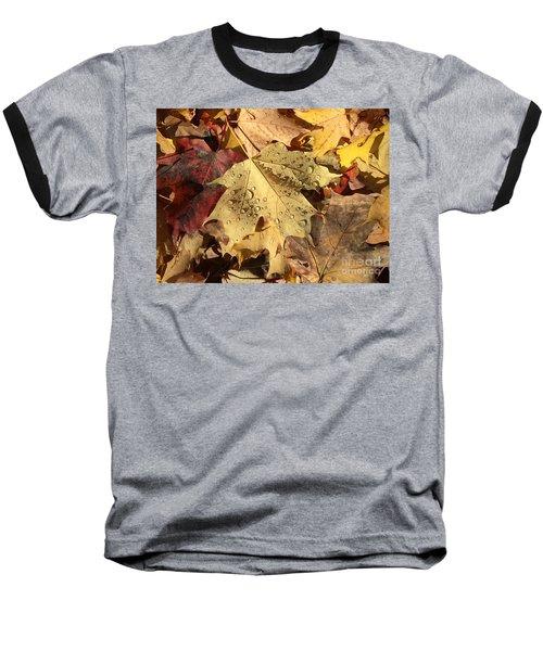 Life Never Fall-s Baseball T-Shirt