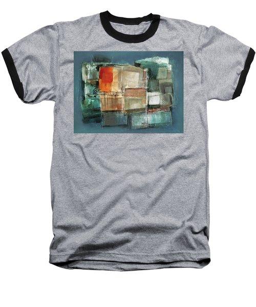 Patterns Baseball T-Shirt