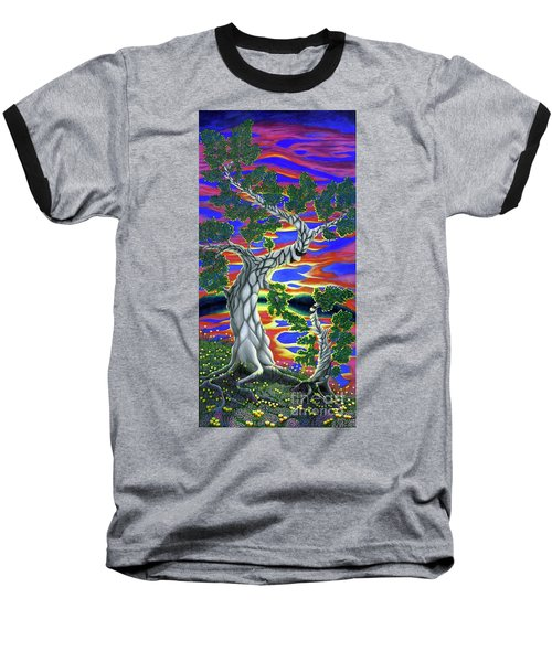 Life Of Trees Baseball T-Shirt