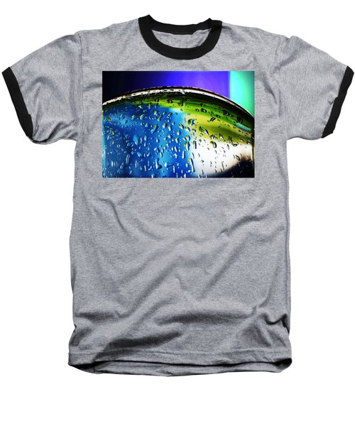 Life On Earth Baseball T-Shirt