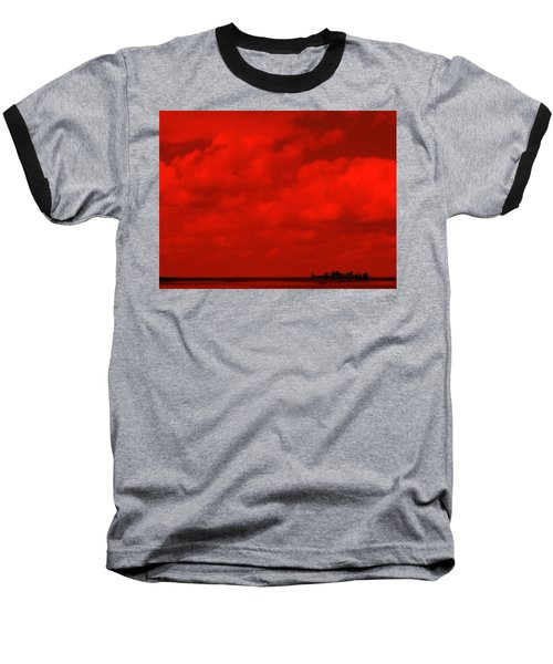 Life On Mars Baseball T-Shirt