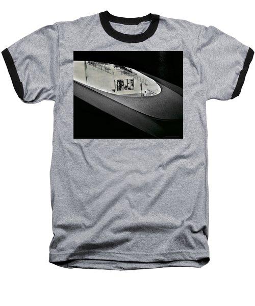 Life Outside The Window Baseball T-Shirt