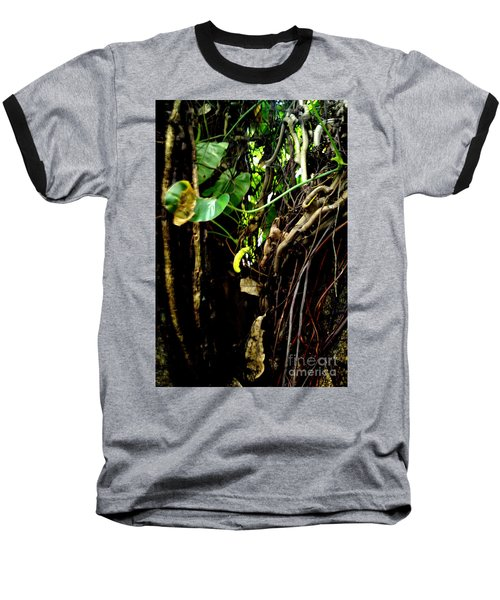 Baseball T-Shirt featuring the photograph Life by Rushan Ruzaick