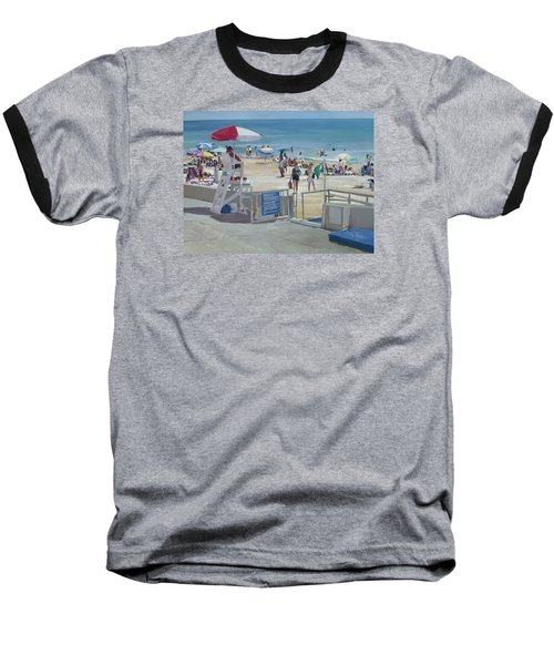 Lifeguard On Duty Baseball T-Shirt