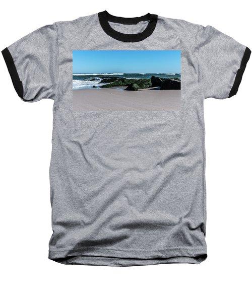 Lifes A Beach Baseball T-Shirt