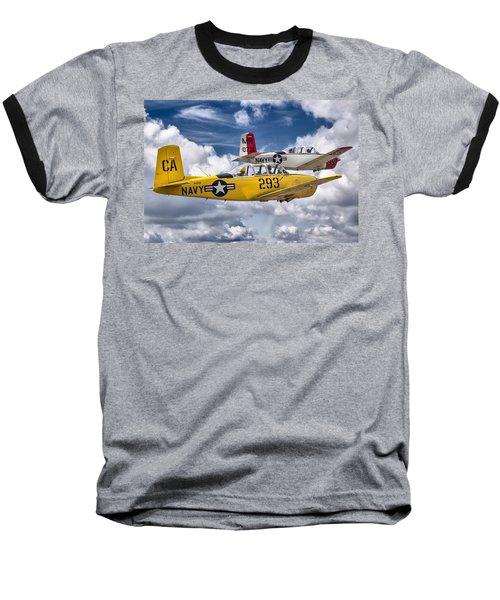 Life's A Beech .. Then You Fly Baseball T-Shirt