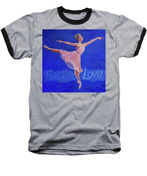 Life's Dance Baseball T-Shirt