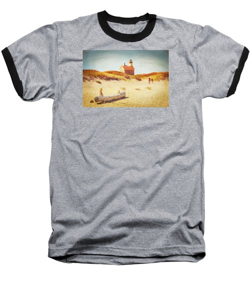 Lifes Journey Baseball T-Shirt