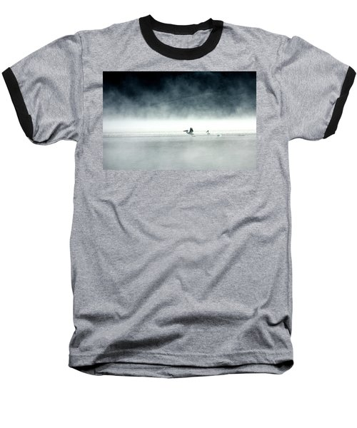 Baseball T-Shirt featuring the photograph Lift-off by Brian N Duram
