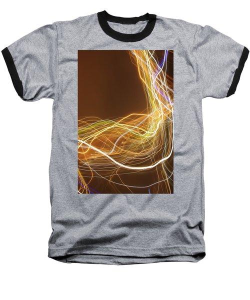 Light 2 Baseball T-Shirt