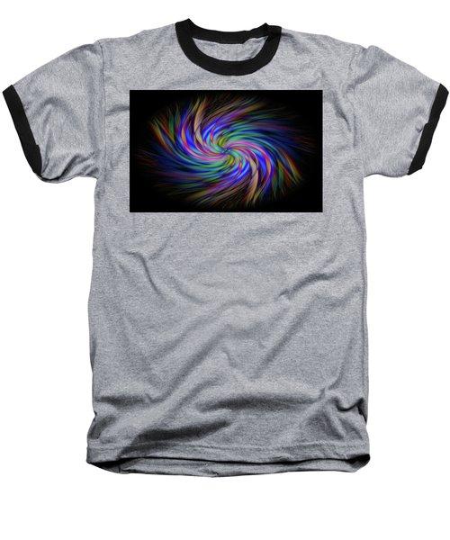 Light Abstract 2 Baseball T-Shirt