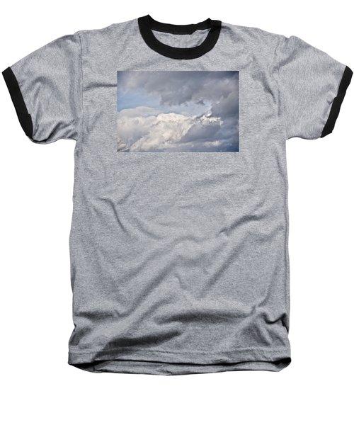 Baseball T-Shirt featuring the photograph Light And Heavy by Wanda Krack