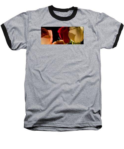 Light And Roses Baseball T-Shirt