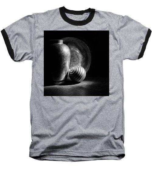 Light And Shadows Baseball T-Shirt