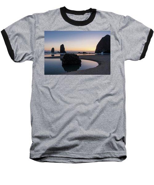 Light And Tide Baseball T-Shirt