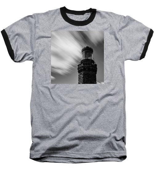 Light And Time Baseball T-Shirt