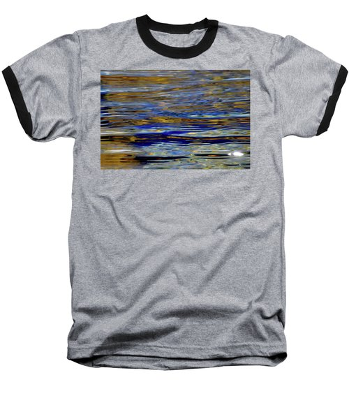 Light And Water  Baseball T-Shirt by Lyle Crump