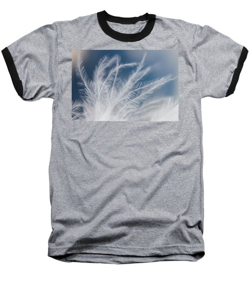 Light As A Feather Baseball T-Shirt by Yvette Van Teeffelen