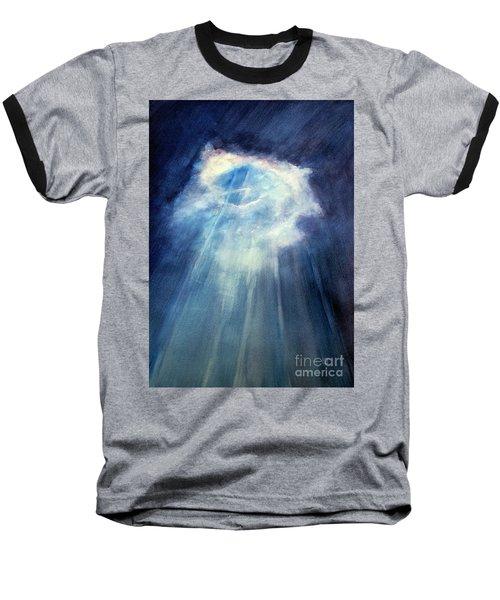 Light Beams Baseball T-Shirt