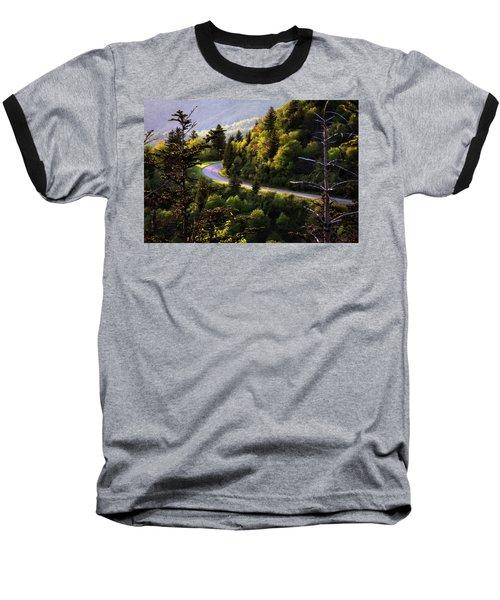 Light Baseball T-Shirt by Deborah Scannell