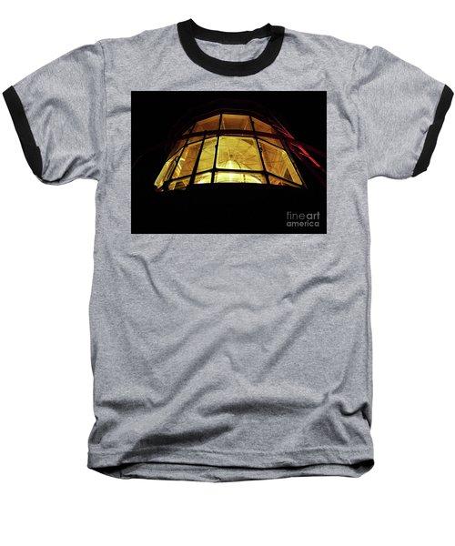 Light In The Dark Sky Baseball T-Shirt