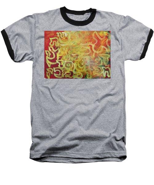 Light In The Letters Baseball T-Shirt