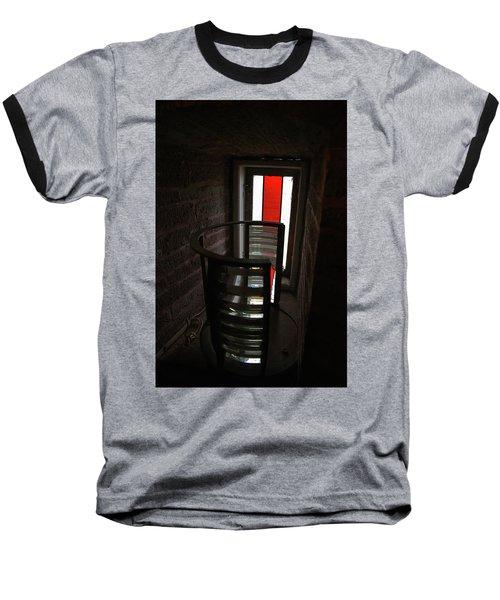 Light Lens Baseball T-Shirt