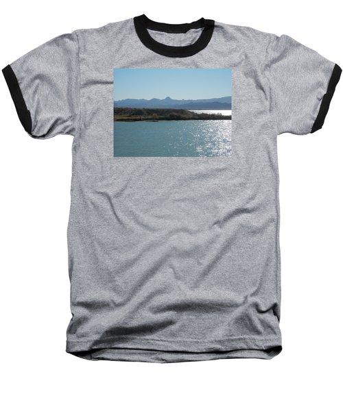 Light Linked Baseball T-Shirt