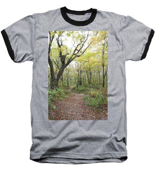 Light On Path Baseball T-Shirt