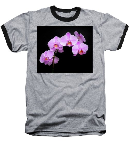 Light On The Purple Please Baseball T-Shirt