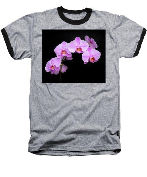 Light On The Purple Please Baseball T-Shirt