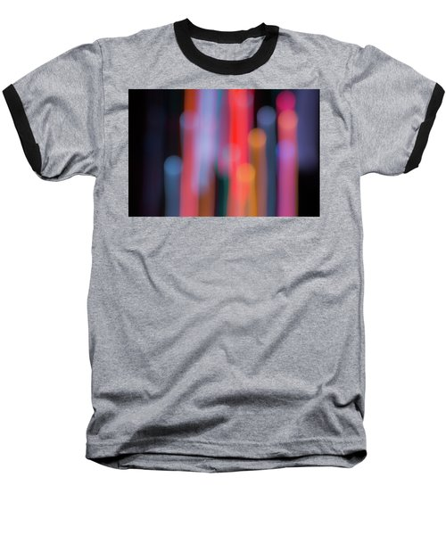 Light Painting No. 3 Baseball T-Shirt