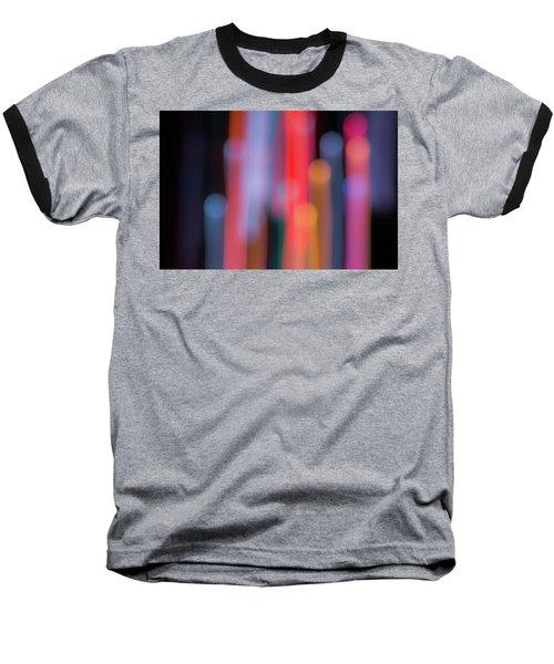 Light Painting No. 3 Baseball T-Shirt