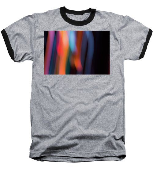 Sky And Prism Baseball T-Shirt