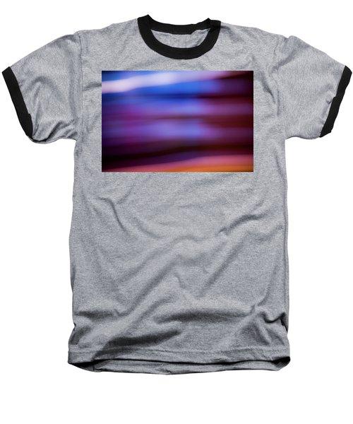 Violet Dusk Baseball T-Shirt