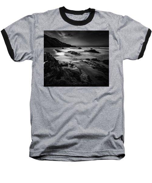 Light Passages Bw Baseball T-Shirt