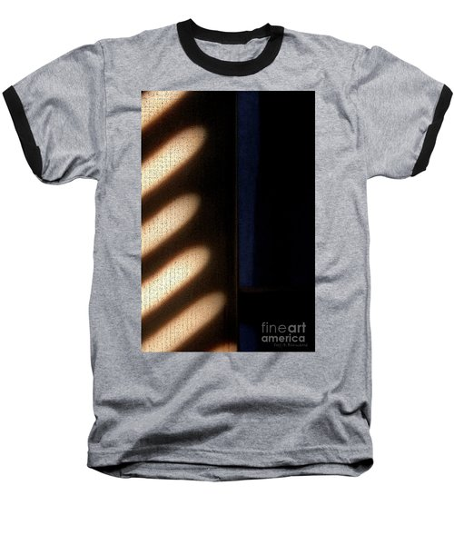 Light Rays Baseball T-Shirt