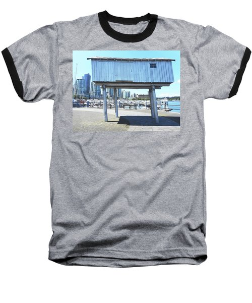 Light Shed 1 Baseball T-Shirt