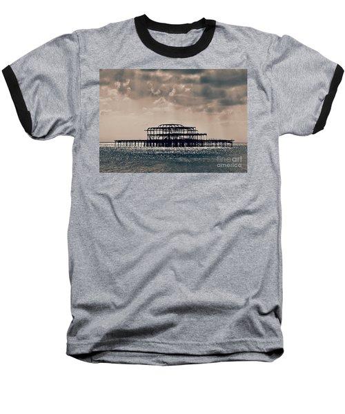 Light Shower Baseball T-Shirt