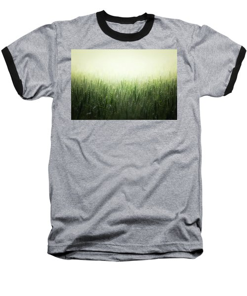 Light Storm Baseball T-Shirt by Peter Scott