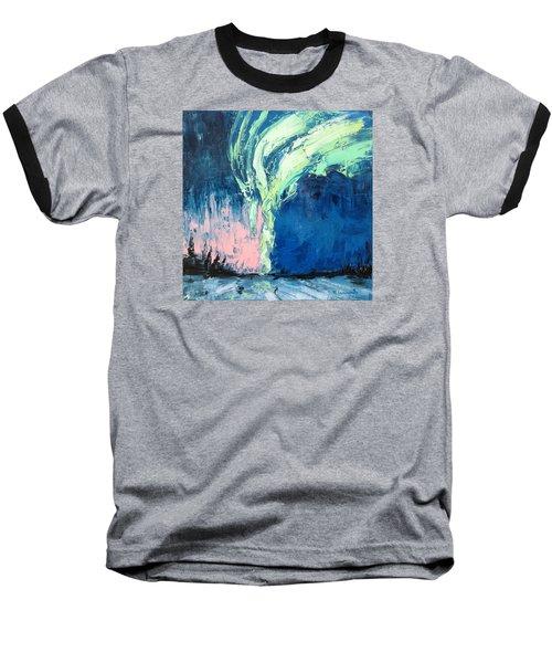 Light The Way Baseball T-Shirt