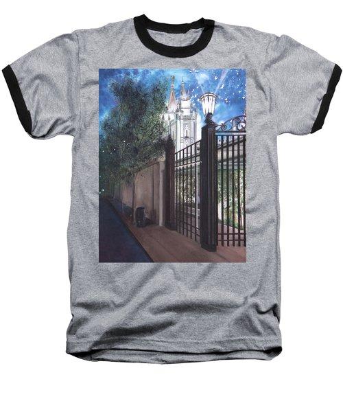 Light The World Baseball T-Shirt