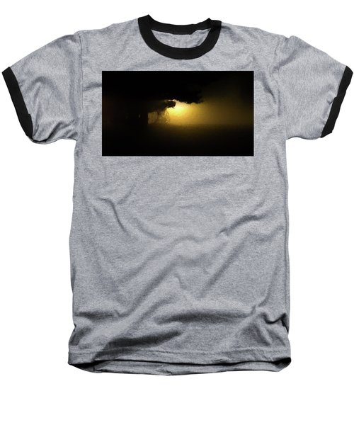 Light Through The Tree Baseball T-Shirt